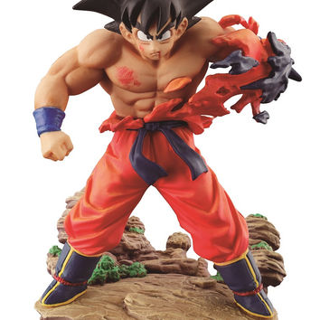 Son Goku DraCap Memorial DragonBall