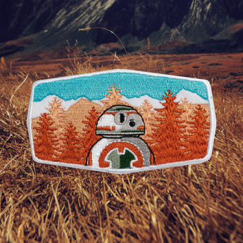 BB-8 Star Wars Patch (Free Shipping US)