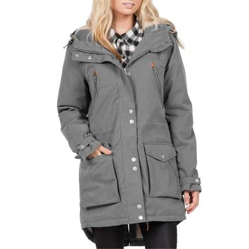 VOLCOMWALK ON BY PARKA - WOMEN'S