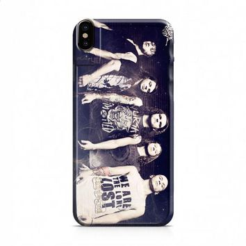 Chelsea Grin 2 iPhone X case