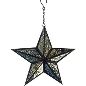 Red Shed Mercury Glass Decorative Star, Small at Tractor Supply Co.