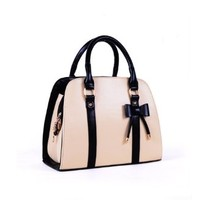 Fashion Sweet Lady Party Handbag Shoulder Bag with Bow