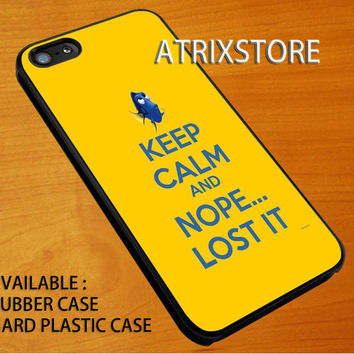 keep calm and nope lost,Accessories,Case,Cell Phone,iPhone 5/5S/5C,iPhone 4/4S,Samsung Galaxy S3,Samsung Galaxy S4,Rubber,24-06-6-Xm
