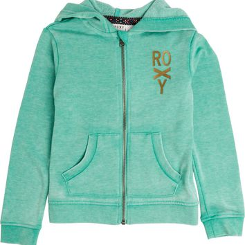 ROXY IT?S A WRAP A SOLID HOODIE