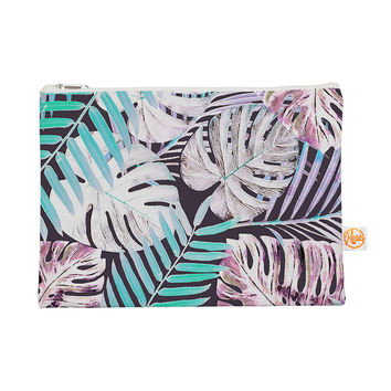 "Alison Coxon ""Midnight Jungle"" Pink Blue Everything Bag"