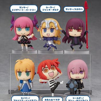 Fate/Grand Order - Blind Box Figures - Learning with Manga! (Pre-order)
