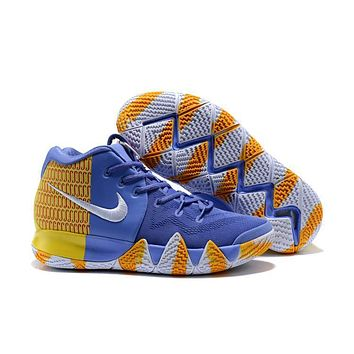 Nike Kyrie 4 Ep London Edition Basketball Shoe | Best Deal Online