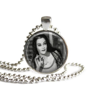 Lily Munster Necklace