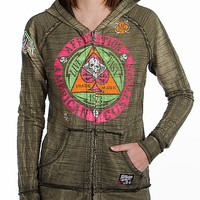 Affliction Engineered Reversible Sweatshirt