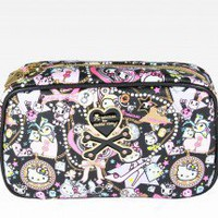 tokidoki x Hello Kitty Jeweled Cosmetic Pouch