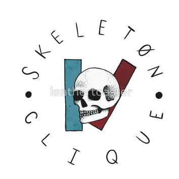 The Skeleton Clique T-Shirts & Hoodies