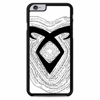 Shadowhunters iPhone 6 Plus / 6S Plus Case
