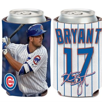 Chicago Cubs Can Cooler 12 oz. Kris Bryant