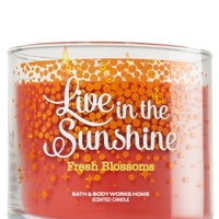 3-Wick Candle Live in the Sunshine