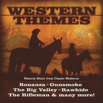 Jim Hendricks - Western Themes: Famous Music From Classic Westerns
