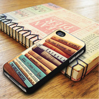 Old Books iPhone 5 | iPhone 5S Case