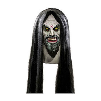Rob Zombie Men's Corpse Maker Mask White