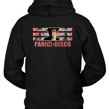 Panic At The Disco I Write Sins Not Tragedies Hoodie Two Sided