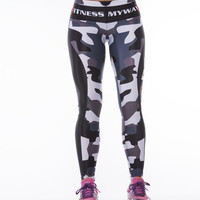 Earn Your Body Leggings
