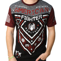 American Fighter Men's Hunter Graphic T-Shirt