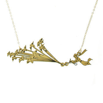The Little Prince™ Flying Necklace