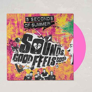 5 Seconds Of Summer - Sounds Good Feels Good UO Exclusive LP