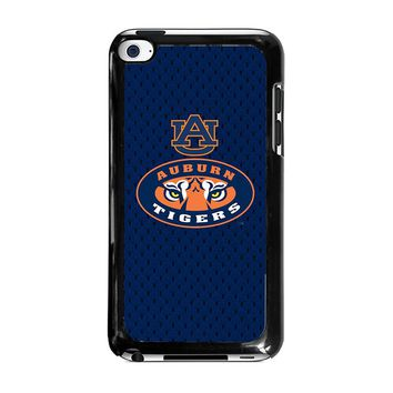 AUBURN TIGERS FOOTBALL iPod Touch 4 Case Cover