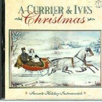A CURRIER & IVES CHRISTMAS - FAV
