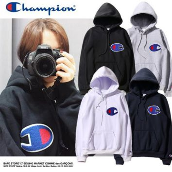 Unisex Champion couple sets the head sweater