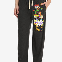Rugrats Group Guys Pajama Pants