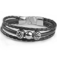 Gift Shiny Stylish Hot Sale Awesome New Arrival Great Deal Men Accessory Ring Cool Bracelet [6526749827]