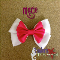 Marie Inspired Bow