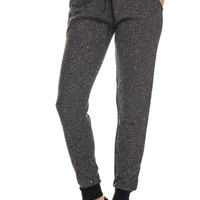 Trendy Knit Jogger Pants W/ Drawstring Waist