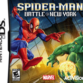 Spiderman Battle for New York - Nintendo DS (Game Only)