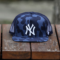 47 Brand - Yankees Dyer 47 Captain DT - Stealth Camo