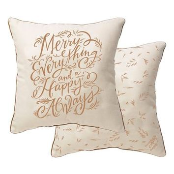 Primitives by Kathy 'Merry Everything' Accent Pillow | Nordstrom