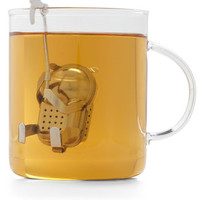 Kikkerland Eco-Friendly Belayed Reaction Tea Infuser