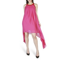 Rinascimento Pink Sleeveless Dress