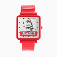 Hello Kitty 40th Anniversary Watch: Square