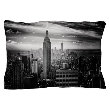NEW YORK PILLOW CASE