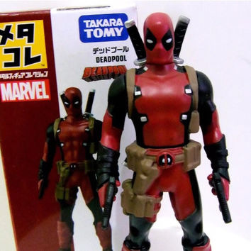 Marvel Deadpool Metal Collection (Metacolle) By Takara Tomy