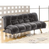 Lauren Tufted Futon Sleeper Sofa