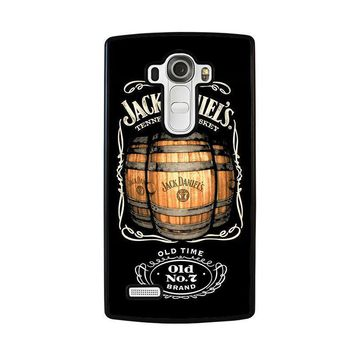 jack daniels lg g4 case cover  number 1