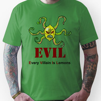 Every Villain Is Lemons Unisex T-Shirt