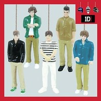 1D ONE DIRECTION FIGURES (CHOICE OF 1 OR 2) CEILING FAN PULLS-LIAM, LOUIS, ETC.