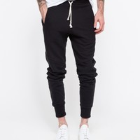 John Elliott + Co. Escobar Sweatpant in Black