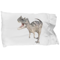 Ceratosaurus Pillow Case - Dinosaur