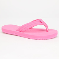 Rainbow Grombow Girls Sandals Pink  In Sizes