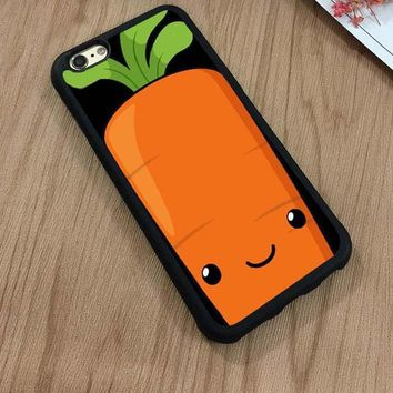 Kawaii Carrot Phone Case
