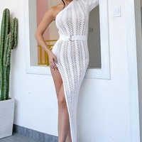 Kelsey Knitted Maxi Dress